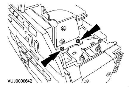 2001 2003 Jaguar S Type Radio Removal Instructions