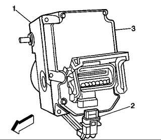 2001-2005 Deville ABS Removal Instructions on