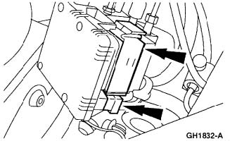 Ford Explorer ABS Module Removal Instructions